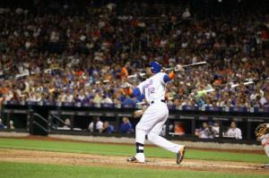 Cespedes is back, and the 2016 New York Mets offense looks like a powerhouse.